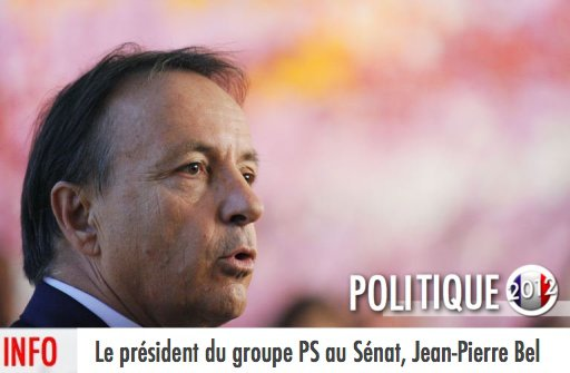 RACTIONS POLITIQUES SUITE  L'LECTION DE JP.BEL (PS)  LA TTE DU SNAT