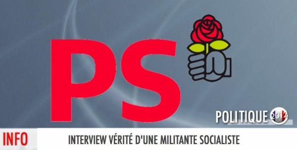 INTERVIEW D'UNE MILITANTE  PROPOS DE LA PRIMAIRE