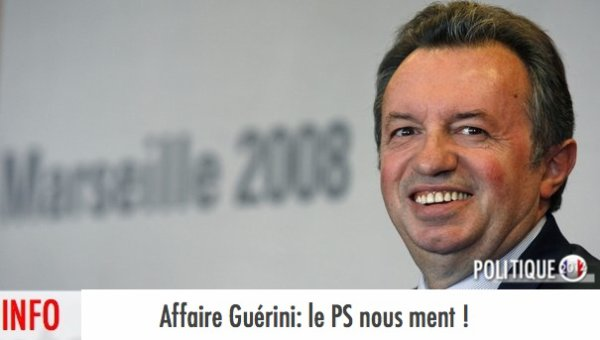 Affaire Gurini: le PS nous ment !
